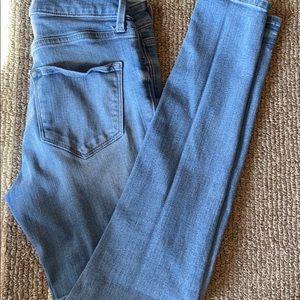 Old navy size 0 skinny jeans
